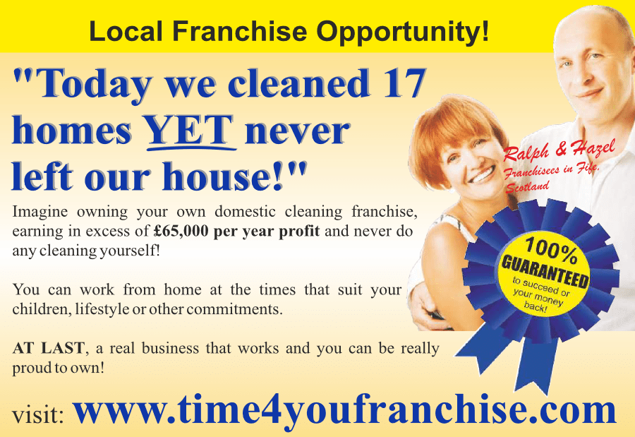 Local franchise opportunity