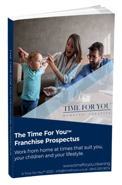 Time For You Franchise Prospectus Mock Up