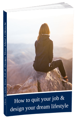 Design Your Dream Lifestyle Front Cover
