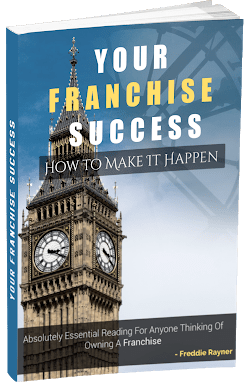 Your Franchise Success Guide Cover